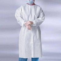 Buy cheap Durable Eco Friendly Disposable Medical Scrubs , Non Woven Disposable Patient Gowns from wholesalers