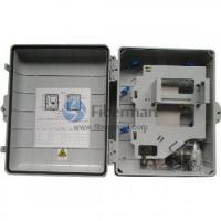 Buy cheap 1x16 Fiber Optical Splitter ABS Terminal Box As Distribution Box FM-CABS-16D from wholesalers