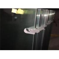 Buy cheap Thickness 10mm 12mm Tempered Glass / Toughened Laminated Glass For Construction from wholesalers