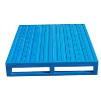 Buy cheap Single Faced Metal Storage Pallet For Warehouse Storing Cargos from wholesalers