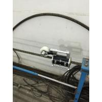 Buy cheap Wire Rope Ultrasonic Weld Inspection / Ndt Ultrasonic Testing Equipment product