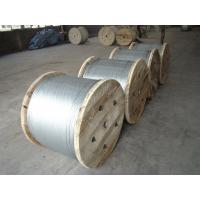 Buy cheap 1/2Galvanized steel wire strand for Canada and American market from wholesalers