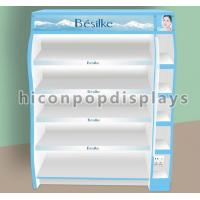 Buy cheap Shop Wood Flooring Beauty Product Display Stand For Face Cleanser from wholesalers