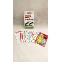 Buy cheap Educational Baby First Words Flash Cards , ABC Animal Flash Cards Paper Printing from wholesalers