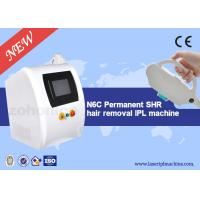 Buy cheap OPT Advanced SHR IPL Technology Permanent Hair Removal and Wrinkle Removal from wholesalers