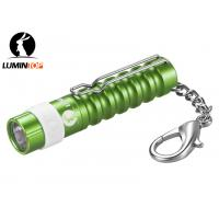 Buy cheap Color Optional Cree LED Flashlight Adapts 1 AAA Battery with KeyChain from wholesalers