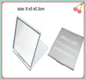 Buy cheap Aluminium cosmetic mirror , pocket mirror product