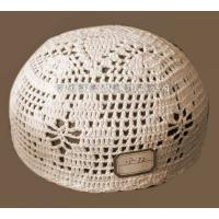Buy cheap muslim pure cotton crochet cap-72 from wholesalers