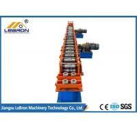 Buy cheap Steel Strut Channel Roll Forming Machine , Single Layer Roll Forming Machine CE / ISO Passed from wholesalers
