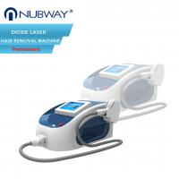 Buy cheap Nubway portable home laser diode machine / laser hair removal diode equipment from wholesalers