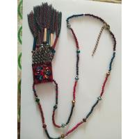 Buy cheap National costumes tassel necklace from wholesalers