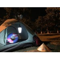 Buy cheap Wilderness Survival LED Camping Lantern IP65 Protection Level Natural Lighting Effects from wholesalers