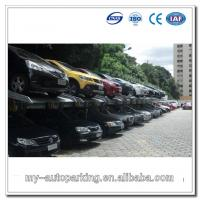 Buy cheap Multi-level Parking System Car Elevator Parking Systems from wholesalers