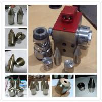 Buy cheap U14 fixed center extrusion head for wire insulation product