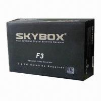 Buy cheap FTA Skybox F3 HD Receiver, 1080p Full HD Digital Satellite Receiver Skybox & Openbox F3 from wholesalers