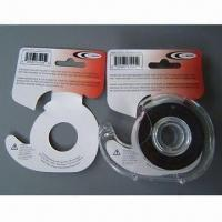 Buy cheap Magnetic Adhesive Tape with Dispenser and 0.6mm Thickness, OEM Orders are Welcome from wholesalers