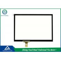 Buy cheap POS Resistive multi touchscreen panels / 3.5 Inch Touch Panel Anti Glare Glass from wholesalers