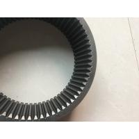 Buy cheap Blacking Internal Ring Gear OEM High Strength And High Precision Long Using Life from wholesalers