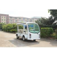 Buy cheap Sponge + Artificial Leather 8 Seater Electric Car / Electric Shuttle Bus from wholesalers