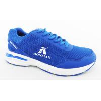 Buy cheap Blue / Black Sketcher Sports Shoes Breathable Sport Running Shoes from wholesalers