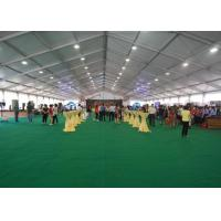 Buy cheap 10x30 Large Wedding Event Tents , Flame Retardant Waterproof Party Tent from wholesalers