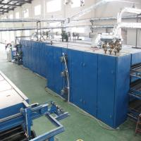 Buy cheap Nonwoven thermal bonded padding mattress production line/Nowoven drying oven from wholesalers