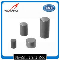 Buy cheap Ni-Zn Ferrite Rod Lightweight Magnetic Material For Tuning And EMI Suppression from wholesalers