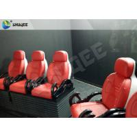 Buy cheap Truck Mobile 5D Cinema dynamic control system With 6 - 12 Seats product