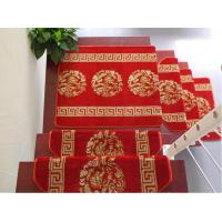Buy cheap Chinese Style Red Carpet Runner Tufted Stairs Rugs From China Carpets Factory from wholesalers
