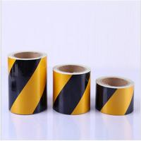 Buy cheap Factory Safety Warning PVC Floor Marking Tape Offer Printing Design from wholesalers