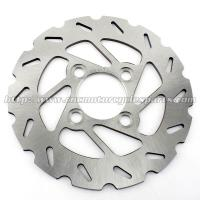 Buy cheap Road Quad Bike Parts Front Brake Disc Replacement For Yamaha Yfm 400 from wholesalers