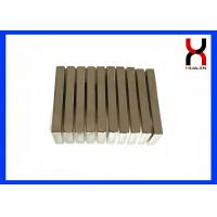 Buy cheap Super Strong Spot Stock Rare Earth Magnet Block 20*10*2mm for Motor from wholesalers