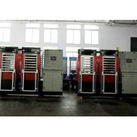 Buy cheap Semi - automatic plastic membership card Fusing Machine Energy Saving red color from wholesalers