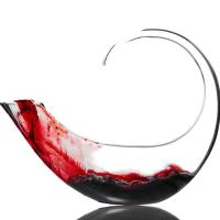 Buy cheap Scorpion Shaped Liquor Glass Wine Decanter Transparent Color Hand Made Craft from wholesalers