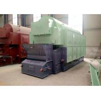 Buy cheap Special Steel Biomass Wood Boiler Chain Grate Stoker Boiler Run Smoothly from wholesalers