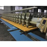 Buy cheap Sequins Multifunction Embroidery Computer Machine , Embroidery Quilting Machines from wholesalers