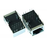 Buy cheap Shielded ARJ11D-MASB-B-A-GMU2 RJ45 Single Port Modular Jack for IP Phone from wholesalers