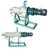 Buy cheap Environmental Farm Chicken Manure Processing Equipment  Sludge Dewatering Machine from wholesalers