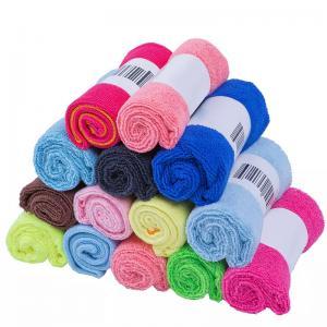 China Sun Shine Promotional wholesale Microfiber towel microfiber clean towel 16 x 16(40*40cm) 80% polyester 20% polyamide on sale