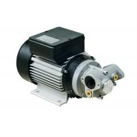 Buy cheap Portable Die - cast Aluminum Electric Diesel Transfer Pump 550W AC Gear Type  IP55 from wholesalers