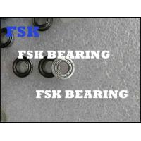 Buy cheap F676ZZ Metal Shield Miniature Ball Bearing With Flange For Precision Instrument from wholesalers