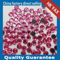 Buy cheap DMC hotfix Crystal, Loose Stone Iron on Hotfix Siam for dress,Crystal Stone Iron on Hotfix from wholesalers