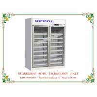 Buy cheap OP-700 Hospital Single Temperature Glass Door CFC-free Medical Storage Cooler from wholesalers