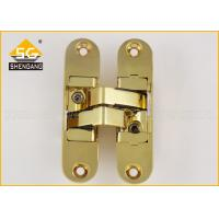 111.5 X 29mm 180 Degree Adjustable Concealed Hinge For Wooden Doors