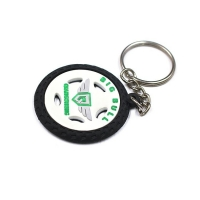 Buy cheap custom design keychain from wholesalers