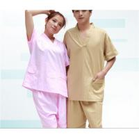 Buy cheap Unisex Khan Steaming Luxury Bath Robes Cotton For Hotel Massage from wholesalers