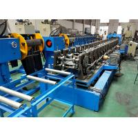 Buy cheap Galvanized Perforated Cable Tray Roll Forming Machine With Pre - Cut Device from wholesalers