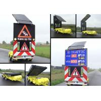 Buy cheap Energy Saving P25 Dynamic Message Signs Power Consumption Only 254W / ㎡ from wholesalers