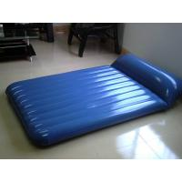 Buy cheap High Strength Comfortable Air Modern Inflatable Air Mattress Sofa Bed Furniture Blue from wholesalers