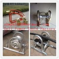 Buy cheap Heavy Duty Triple Corner Cable Roller  Aluminum Cable Roller product